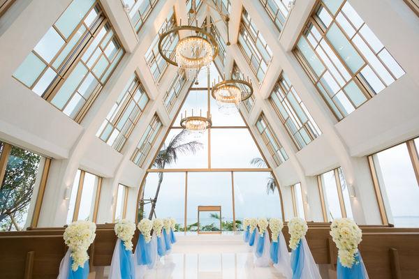 籌備婚禮,海外婚禮,婚禮會場,美之教會,沖繩教堂